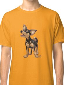 Animal Parade Chihuahua Silhouette Classic T-Shirt