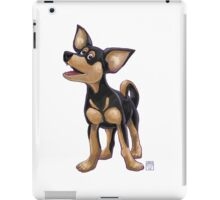 Animal Parade Chihuahua Silhouette iPad Case/Skin
