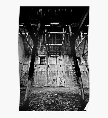 Support ~ Sleaford Bass Maltings Poster