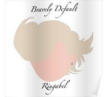 Bravely Default Ringabel Poster