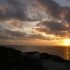 sunset at Coral Bay - Western Australia by nervouspilchard
