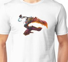 Riven Dragon Blade Unisex T-Shirt