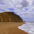 Dorset: Cliffs at West Bay by Rob Parsons