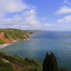 Devon: Leaving Babbacombe by Rob Parsons
