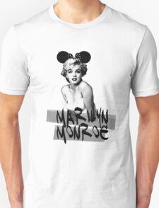 marilyn monroe minnie Unisex T-Shirt