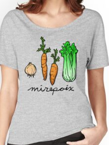 mirepoix Women's Relaxed Fit T-Shirt