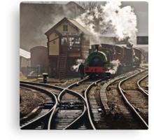 Bury Bolton St. Station Canvas Print