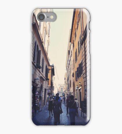 Rambla iPhone Case/Skin