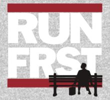 Run forrest, RUN! by Schytso Designs