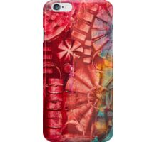 Tumbling About iPhone Case/Skin