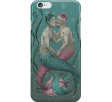 Something about the Sea - print design iPhone Case/Skin