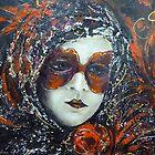 mask by Ivana Pinaffo