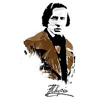 Frederic Chopin Photographic Print