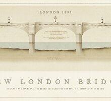 New London Bridge by Old-Lundenwic