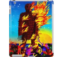 WICKER MAN iPad Case/Skin