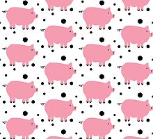 Here Piggy Piggy by DoucetteDesigns