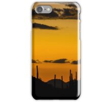 Tucson Sunset 03 iPhone Case/Skin