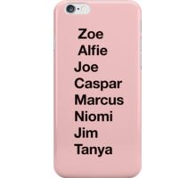 British Youtubers Phone case iPhone Case/Skin