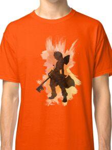 Kingdom Hearts: Watercolor Roxas Classic T-Shirt