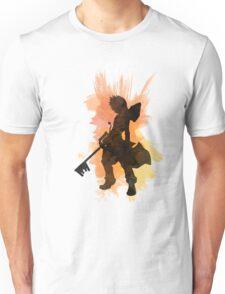 Kingdom Hearts: Watercolor Roxas Unisex T-Shirt