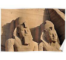 Abu Simbel.. Poster