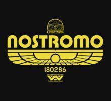 Nostromo. by Bay94
