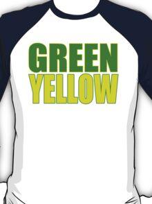 GREEN & YELLOW T-Shirt