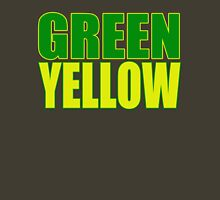 GREEN & YELLOW Unisex T-Shirt