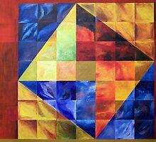 Homage to Pythagoras by Stella Pinilla