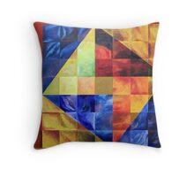 Homage to Pythagoras Throw Pillow