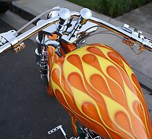Johns' Streamline Ride; La Mirada, CA USA by leih2008