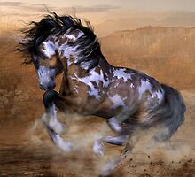 Spirit Helpers Horse Art of Shanina Conway by Shanina Conway