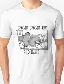 One Piece Red Hawk! T-Shirt