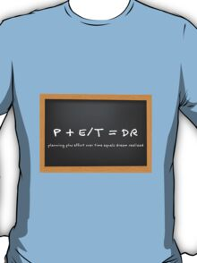 Equation For Success T-Shirt