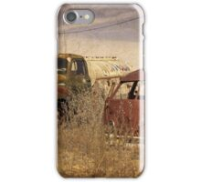 Abandoned Classics  iPhone Case/Skin