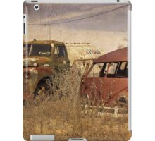 Abandoned Classics  iPad Case/Skin