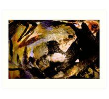 dark horse dream Art Print