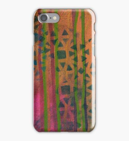 Streaming Down Drips iPhone Case/Skin