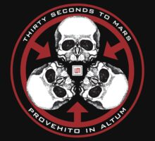 30 Seconds To Mars Trinity by rizkya085Design