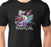 Spyro the Dragon - RADICAL Unisex T-Shirt
