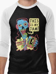 This Is My Jam Men's Baseball ¾ T-Shirt
