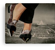 Larger than life Canvas Print