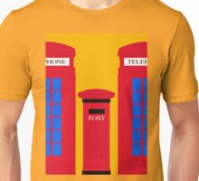 POST & TELEPHONE Unisex T-Shirt