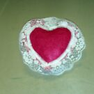 The Heart Sachet by Bearie23
