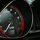 V10 Audi R8 Cluster Left Side by Daniel  Oyvetsky