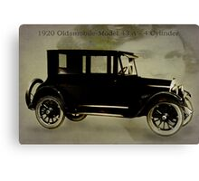 1920 Oldsmobile  Canvas Print