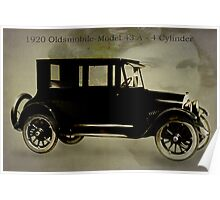 1920 Oldsmobile  Poster