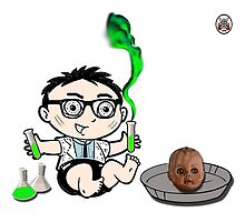 Baby Herbert West by christanski