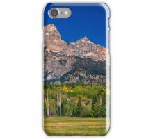 Majestic Mountain Range iPhone Case/Skin