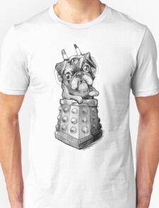 Dr Who Shirt - Pug-Ros T-Shirt